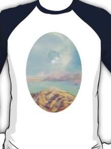 There´s a moon over there T-Shirt