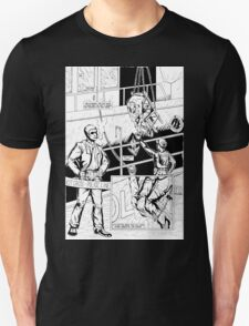 Vigil Pinup #1 T-Shirt Unisex T-Shirt