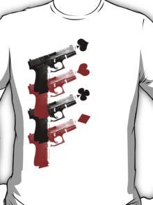4 Suit Salute T-Shirt