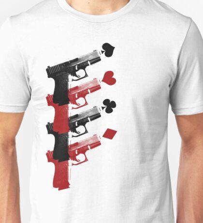 4 Suit Salute Unisex T-Shirt