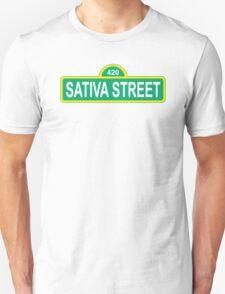 Sativa Street T-Shirt
