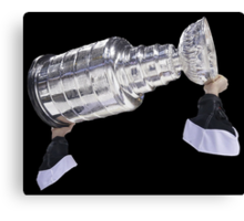 Hoisting the Cup Canvas Print