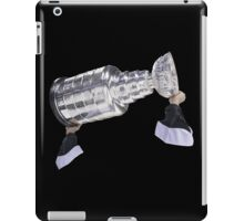 Hoisting the Cup iPad Case/Skin