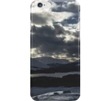 loch tulla iPhone Case/Skin