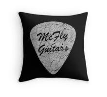 McFly Guitar's Throw Pillow