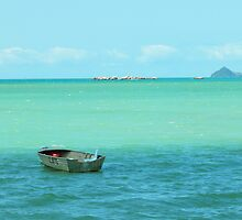 Dinghy at  Rest by JuliaWright