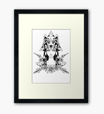 Princess of Hyrule (v2) Framed Print