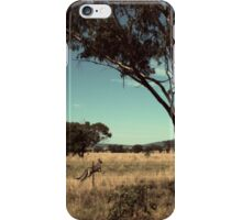 To have a few roos loose in the top paddock: (urban dictionary) iPhone Case/Skin