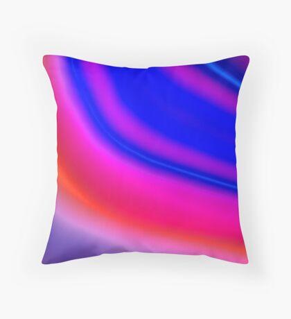 ambrosial blush Throw Pillow