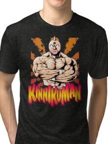 Kinnikuman02 Tri-blend T-Shirt