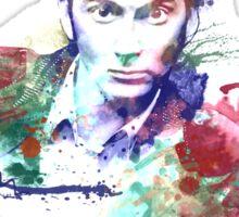 Watercolor Doctor Ten Sticker