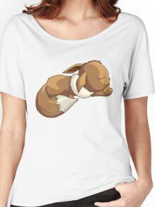 Sleepy Eevee Women's Relaxed Fit T-Shirt