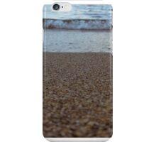 Lake Superior Receding Wave iPhone Case/Skin