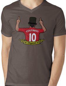 Phil Coutinho - Magician Mens V-Neck T-Shirt