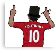 Phil Coutinho - Magician Canvas Print