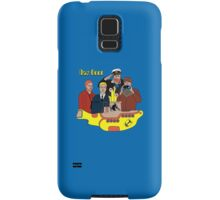 Das Yellow Boot Samsung Galaxy Case/Skin