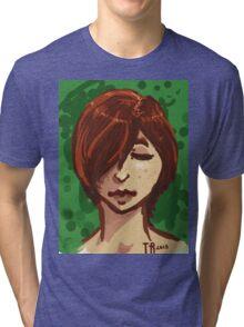Tranquil Green Tri-blend T-Shirt