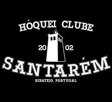 HCS - Hockey Club Santarem by inkDrop