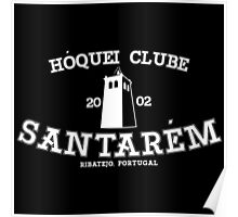HCS - Hockey Club Santarem Poster