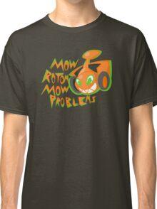 Mow Rotom Mow Problems Classic T-Shirt