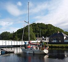 Caledonian Canal Inverness by kalaryder