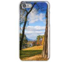 Hudson River View iPhone Case/Skin
