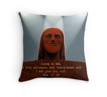 Solid Rock Throw Pillow