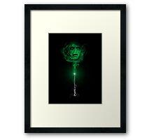 Voldemort Framed Print