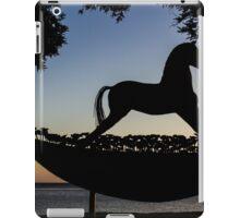 Sea Horse and Mary iPad Case/Skin