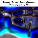 Subway Station Series Calendar by andymars