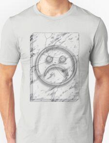 Sadness on Marble T-Shirt