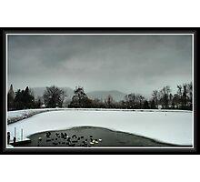 Warm Water Photographic Print