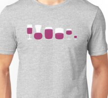 Cougar Town - Wine Glasses Unisex T-Shirt