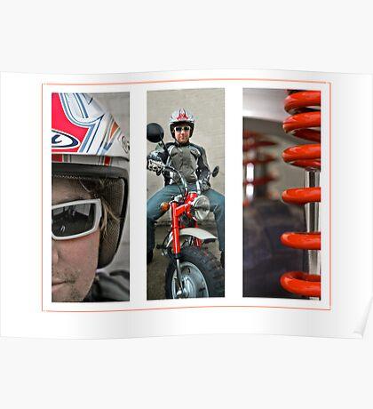 Bike Set Poster