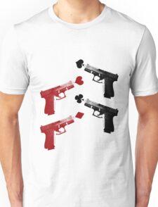 4 Suit Salute 2 Unisex T-Shirt