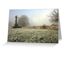 Dysart O Dea Celtic Cross Greeting Card