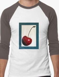 Cherry- Warhol Men's Baseball ¾ T-Shirt