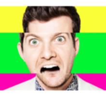 Dillon Francis - Album Cover Sticker