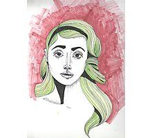 Portrait Design pt. 2 Photographic Print
