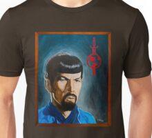 Mirror Mirror Spock Unisex T-Shirt