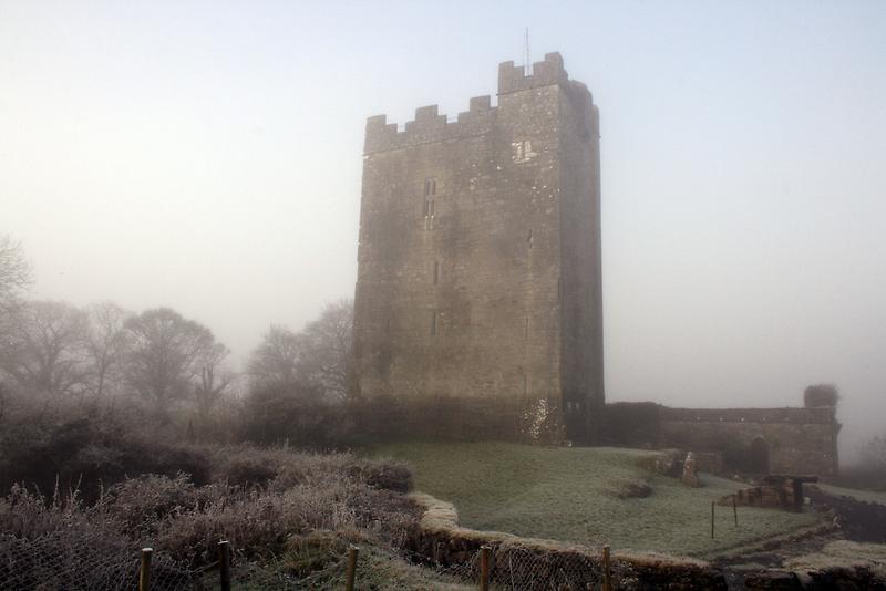 Dysart O Dea castle by John Quinn