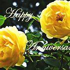 Happy Anniversary by Catherine Hamilton-Veal  ©