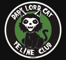 DARK LORD CAT FELINE CLUB T-Shirt