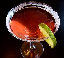 Happiness Is...A Pink Martini! by Catherine Mardix