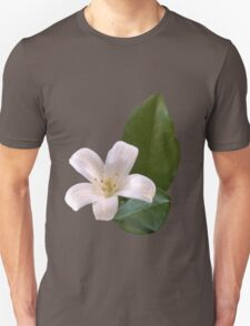 Single White Blossom T-Shirt