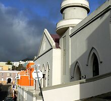 Mosque on Church Street by Graeme  Hyde