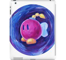 Bombette from Paper Mario iPad Case/Skin