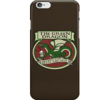 The Green Dragon iPhone Case/Skin