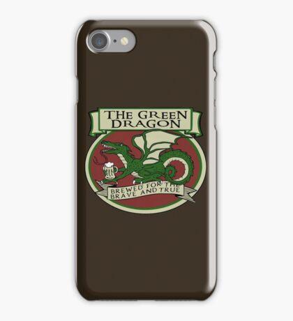 The Green Dragon iPhone Case/Skin