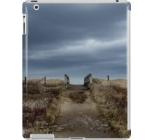 Melmerby Beach Boardwalk iPad Case/Skin
